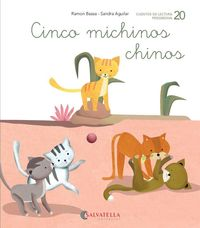 CINCO MICHINOS CHINOS (CURSIVA) - (CH)