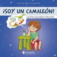 SOY UN CAMALEON! - LAS ALTAS CAPACIDADES INTELECTUALES