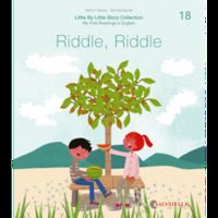 LITTLE BY LITTLE 18 - RIDDLE, RIDDLE
