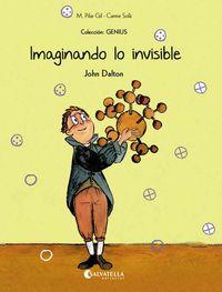 IMAGINANDO LO INVISIBLE - (JOHN DALTON)