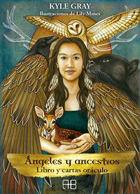 ANGELES Y ANCESTROS (+CARTAS ORACULO)