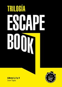 (ESTUCHE) TRILOGIA ESCAPE BOOK
