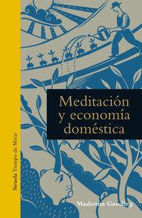 Meditacion Y Economia Domestica - Madonna Gauding