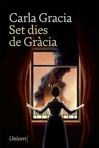 Set Dies De Gracia - Carla Gracia