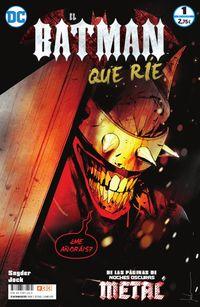Batman Que Rie, El 1 - Scott Snyder