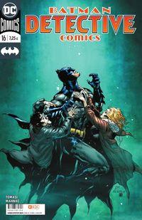 BATMAN - DETECTIVE COMICS 16 (RENACIMIENTO)