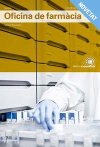 Gm - Oficina De Farmacia (cat) - Aa. Vv.
