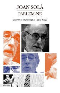 PARLEM-NE - CONVERSES LINGUISTIQUES (1990-1997)