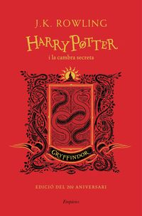 Harry Potter I La Cambra Secreta (gryffindor) - J. K. Rowling