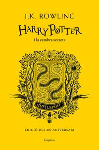 Harry Potter I La Cambra Secreta (hufflepuff) - J. K. Rowling