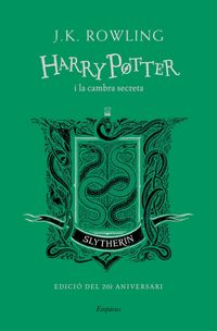 Harry Potter I La Cambra Secreta (slytherin) - J. K. Rowling