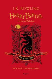 harry potter i el pres d'azkaban (gryffindor) - J. K. Rowling
