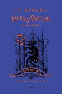 harry potter i el pres d'azkaban (ravenclaw) - J. K. Rowling