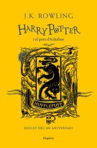 harry potter i el pres d'azkaban (hufflepuff) - J. K. Rowling