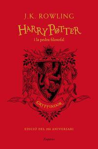 harry potter i la pedra filosofal (gryffindor) - J. K. Rowling