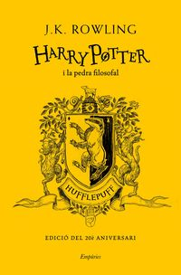 harry potter i la pedra filosofal (hufflepuff) - J. K. Rowling