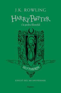 harry potter i la pedra filosofal (slytherin) - J. K. Rowling