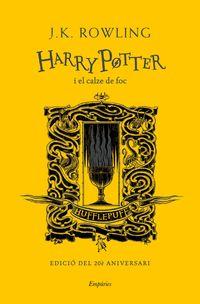 harry potter i el calze de foc (ed hufflepuff) - J. K. Rowling
