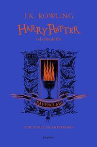 harry potter i el calze de foc (ed ravenclaw) - J. K. Rowling