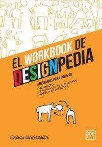 WORKBOOK DE DESIGNPEDIA - ITINERARIOS DE INNOVACION