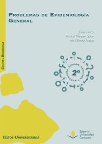 (2 ED) PROBLEMAS DE EPIDEMIOLOGIA GENERAL