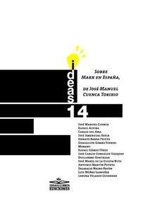 Sobre Marx En España, De Jose Manuel Cuenca Toribio - Jose Manuel Cuenca (coord. )
