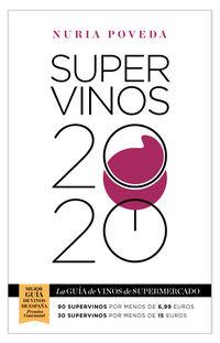 SUPERVINOS (2020) - LA GUIA DE VINOS DE SUPERMERCADO