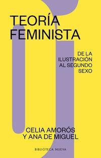 TEORIA FEMINISTA 1