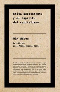 Etica Protestante Y El Espiritu Del Capitalismo (ne) - Max Weber