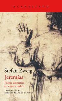 JEREMIAS - POEMA DRAMATICO EN NUEVE CUADROS