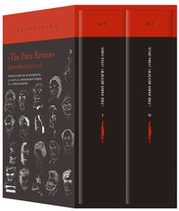 "(estuche) ""the paris review"" - entrevistas (1953-2012) - Aa. Vv."