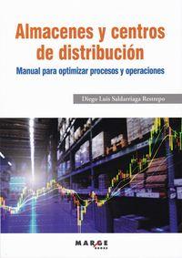 Almacenes Y Centros De Distribucion - Diego Luis Saldarriaga Restrepo