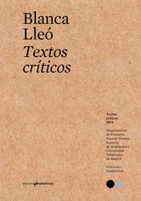 TEXTOS CRITICOS 12