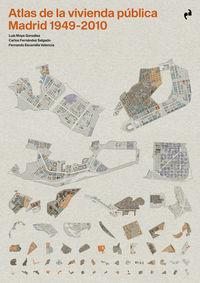ATLAS DE LA VIVIENDA PUBLICA - MADRID 1940-2010
