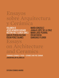 ENSAYOS SOBRE ARQUITECTURA Y CERAMICA 10