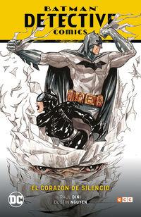 BATMAN - DETECTIVE COMICS - EL CORAZON DE SILENCIO