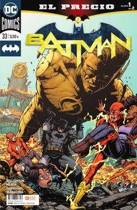 BATMAN 88 / 33 (RENACIMIENTO)
