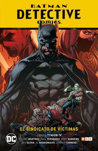 BATMAN: DETECTIVE COMICS 2 - EL SINDICATO DE VICTIMAS