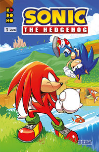 SONIC - THE HEDHEGOG 3