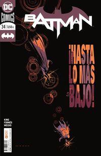 BATMAN 89 / 34 (RENACIMIENTO)