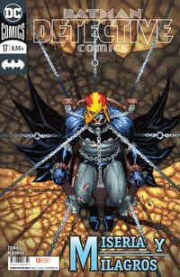 BATMAN: DETECTIVE COMICS 17 (RENACIMIENTO)