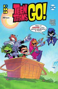 TEEN TITANS GO! 30