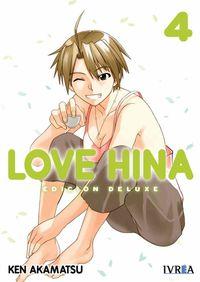 LOVE HINA 4 (DELUXE)