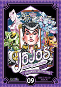 Jojo's Bizarre Adventure Part Iv - Diamond Is Unbreakable 09 - Hirohiko Araki