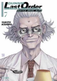 Gunnm Last Order 7 - Yukito Kishiro