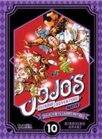 JOJO'S BIZARRE ADVENTURE PARTE 4 - DIAMOND IS UNBREAKABLE 10