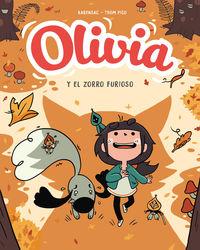 OLIVIA 2 - EL ZORRO FURIOSO