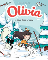 OLIVIA 3 - LA GRAN BOLA DE LANA