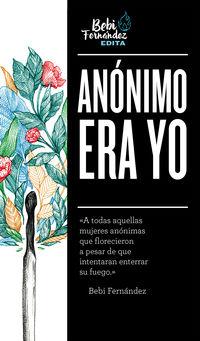 BEBI EDITA 3 - ANONIMO SOY YO