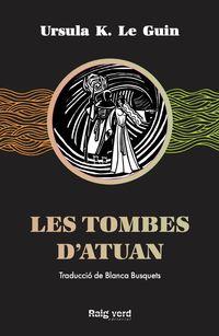 tombes d'atuan, les (terramar 2) - Ursula K. Le Guin